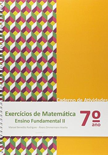 Exercício de Matemática. 7º Ano
