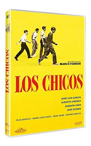 Los chicos [DVD]