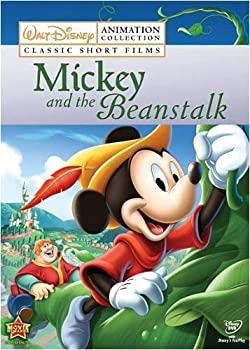 Walt Disney Animation Collection Vol 1  Mickey and the Beanstalk
