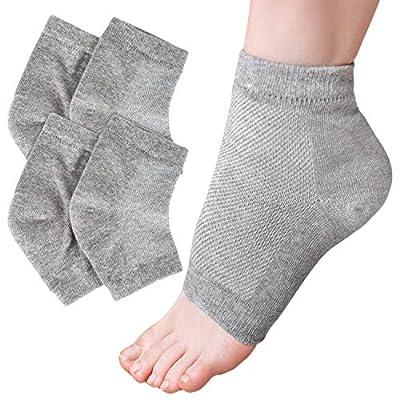 Moisturizing Heel Socks Overnight