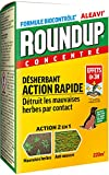Roundup Dsherbant Rapide Concentr, 500 ML