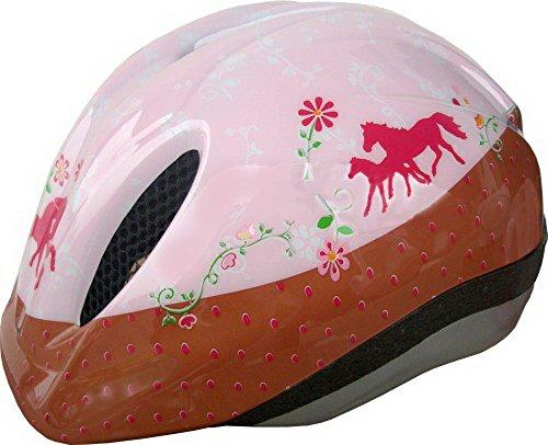 Fahrradhelm \'Pferdefreunde\' Grö�e M, 52-58 cm Kopfumfang