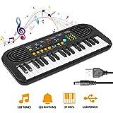 Shayson 37 Tasten Keyboard, Digital Klavier Piano für Kinder Geschenk ideal für Kinder und Einsteiger -