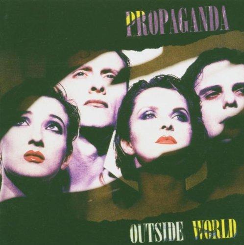 Outside World (CD+DVD)(Pal/Rc-2)