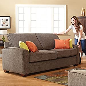 """Reusable Heavy Furniture Movers for Hard Surfaces – Move Heavy Furniture Quickly and Easily with Furniture Sliders by SuperSliders, 5"""" Round (4 Pieces)"""