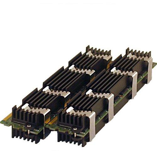 8GB (2X4GB DIMMs) MA356LL/A - A1186 APPLE MAC PRO MEMORY DDR2 667 FULLY BUFFERED DIMM RAM PC2-5300
