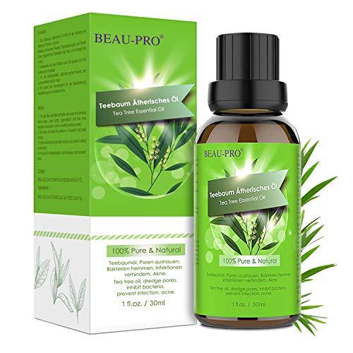 ISUDA -  Teebaumöl Naturrein