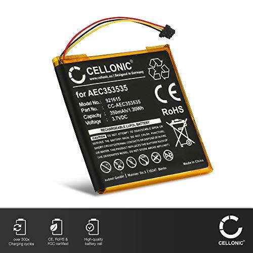 CELLONIC® Qualitäts Akku kompatibel mit Beats Solo 2.0, Solo 3.0 (350mAh) AEC353535 Ersatzakku Batterie