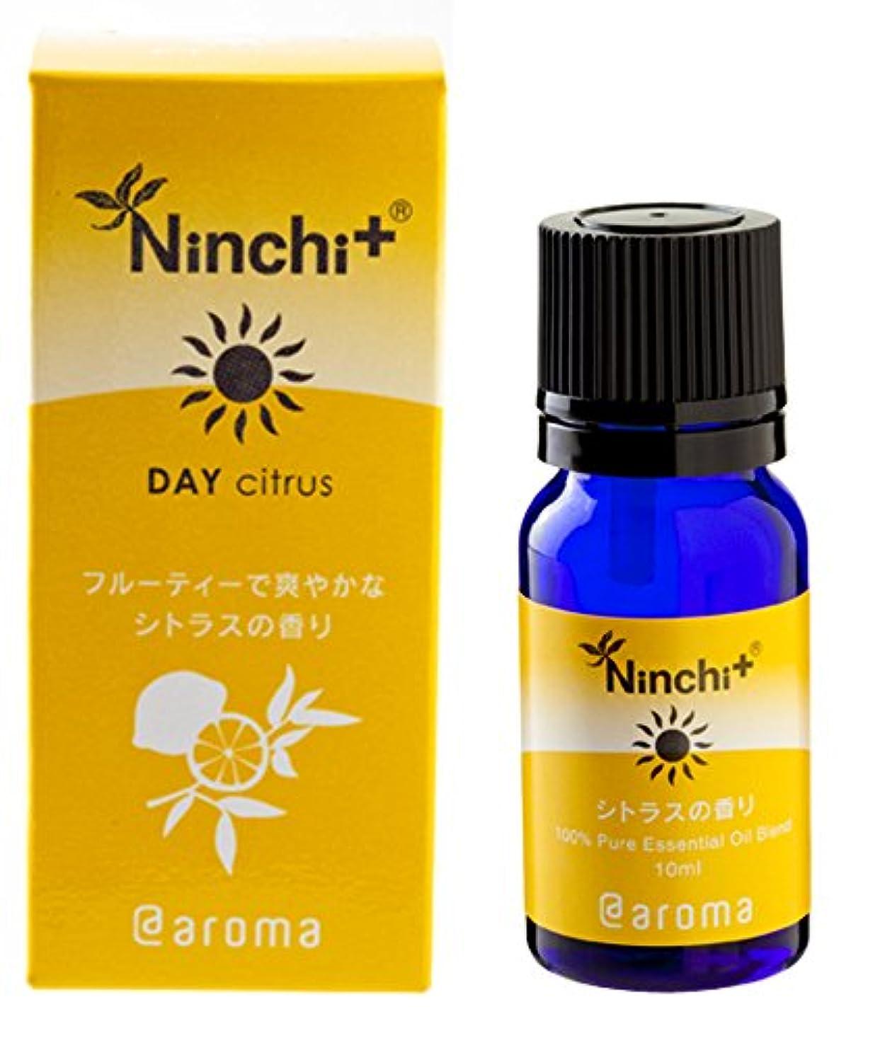 分析的プログラム優先Ninchi+ Day シトラス10ml