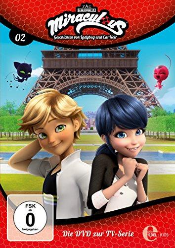 Miraculous - Geschichten von Ladybug und Cat Noir - Folge 2: Lady WiFi - Die DVD zur TV-Serie