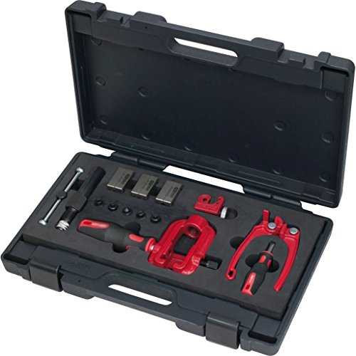 KS Tools Hydraulik Bördelgerät Bremsleitung bördeln 15-tlg. Hydraulik - Bremsleitungen bördeln