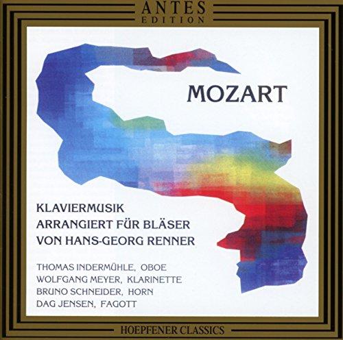Klaviermusik (Bearbeitungen für Bläserquartett von H.G. Renner)