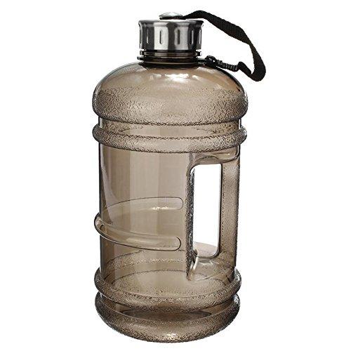 RIANZ Plastic Water Bottle Sipper/shaker, 2.2L, Set of 1, Multicolour