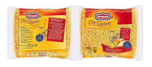 Bernbacher Die Guten 250g Suppeneinlagen - Sternchen (1 x 250g)