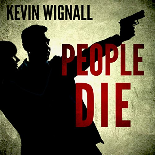 People Die audiobook cover art