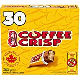 Nestle Coffin Crisp Coffee Crisp 30x12g Snack Size Bars - Imported From Canada