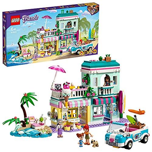 レゴ(LEGO) フレンズ サーファーのビーチハウス 41693