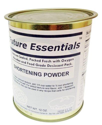 Future Essentials Canned Shortening Powder