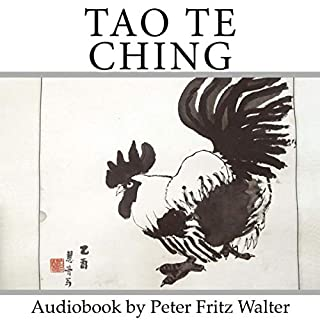Tao Te Ching by Lao-tzu audiobook cover art