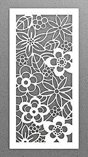 Pannello decorativo composizione fiori Wall art - Decorazione Arredo Casa Parete