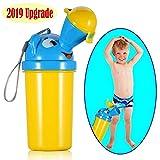 [Versión de actualización 2019] BYETOO Orinal portátil para bebé y niño,...