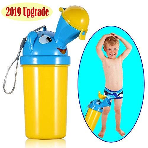 Ponacat Bouteille de pipi en urinoir pour urinoir durgence en voyage de camping pour enfants
