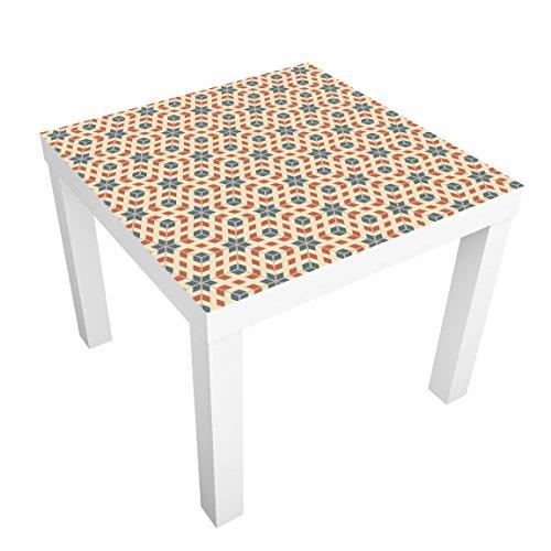 Apalis Vinilo Adhesivo para Muebles IKEA - Lack Table Pop Art Design, Größe:55cm x 55cm