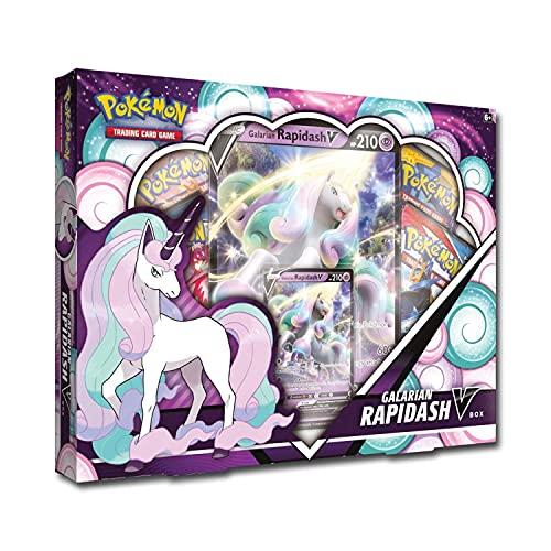 Pokémon TCG: Galarian Rapidash V B…