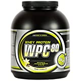 S.U. WPC-80, Whey Concentrate, pure Vanilla, 2000g