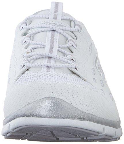 Skechers 22603w-wht_36, Zapatillas Mujer, Blanco, EU
