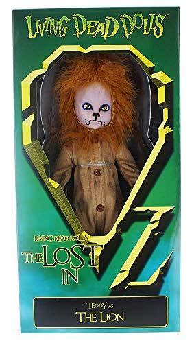 Living Dead Dolls - Teddy as the lion
