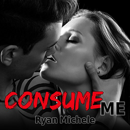 Consume Me audiobook cover art
