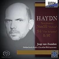 Symphonies 92 94 & 97 by ZWEDEN/NETHERLANDS RADIO CP (2009-11-10)