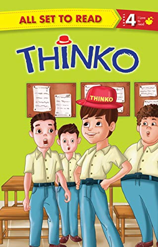 ALL SET TO READ LEVEL- 4 THINKO [Paperback] [Jan 01, 2017] Books Wagon [Paperback] [Jan 01, 2017] Books Wagon