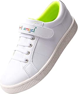 hot angcl Kids Skateboarding Shoes Casual Walking Sneakers Kids Shoes for Boys Girls