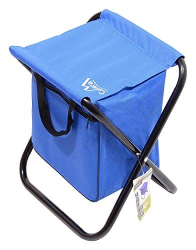 Cattara 13444Malaga Chaise de Camping Pliante Bleu