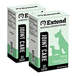 Extend Joint Care Natural Glucosamine with MSM for Dogs