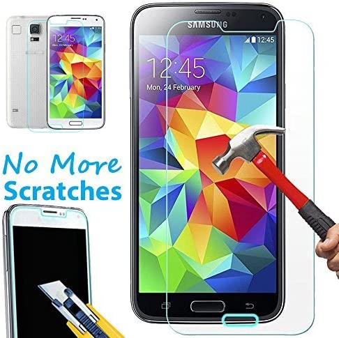 high quality Samsung 2021 Galaxy S5 Screen new arrival Protector, Ultra Slim Premium HD Tempered Glass Screen Protector for Samsung Galaxy S5 outlet online sale