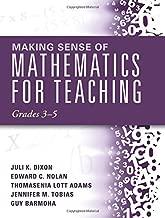 Best making sense of mathematics for teaching Reviews