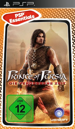 Ubisoft  Prince of Persia: The Forgotten Sands, PSP