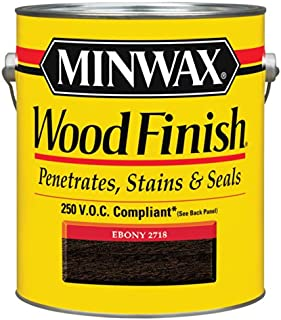 Best deep ebony stain Reviews