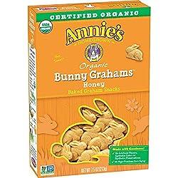 Annie's Homegrown Bunny Grahams Honey 75 Oz