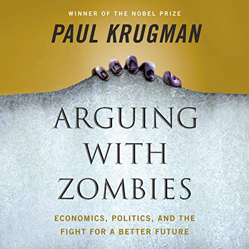 Arguing with Zombies audiobook cover art