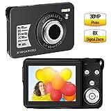 Digitalkamera Fotoapparat Digitalkamera 30 MP 1080P Kompaktkamera 8X Digitalzoom-Minikamera 2,7-Zoll-LCD-Bildschirmkamera für Anfänger