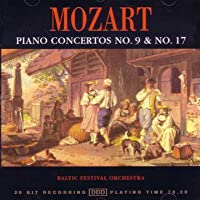Mozart: Piano Concs 9 & 17