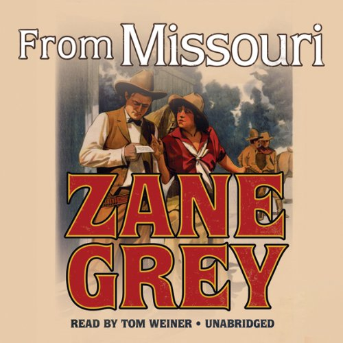 From Missouri copertina