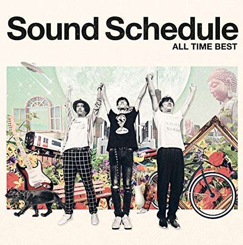 [Album]Sound Schedule ALL TIME BEST – Sound Schedule[FLAC + MP3]