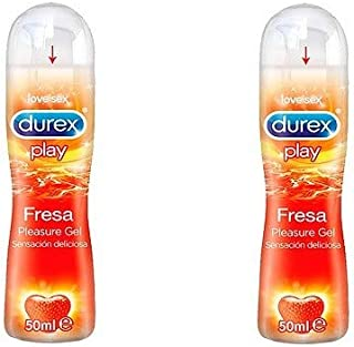 Durex Play Fresa Morango - 250 Ml