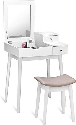 Amazon.it: tavolo pieghevole - Camera da letto / Arredamento: Casa e ...