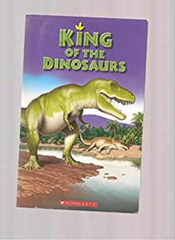 Paperback King of the Dinosaurs Book